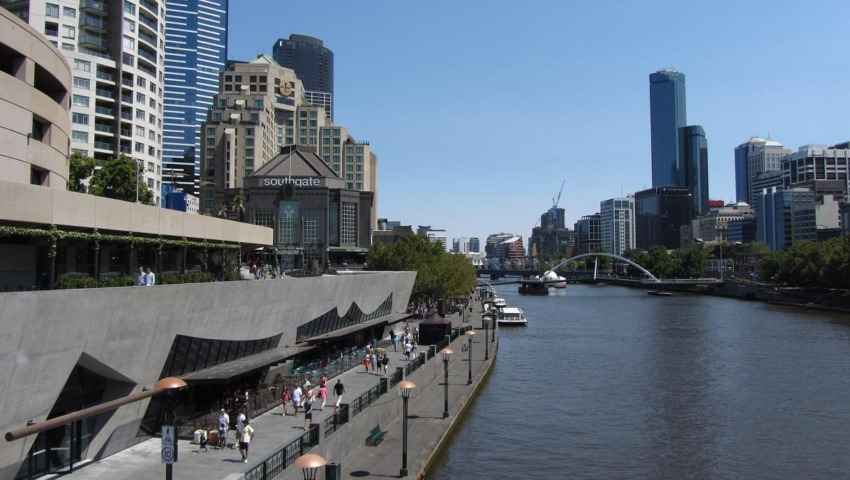 Destination Melbourne Green City Trips