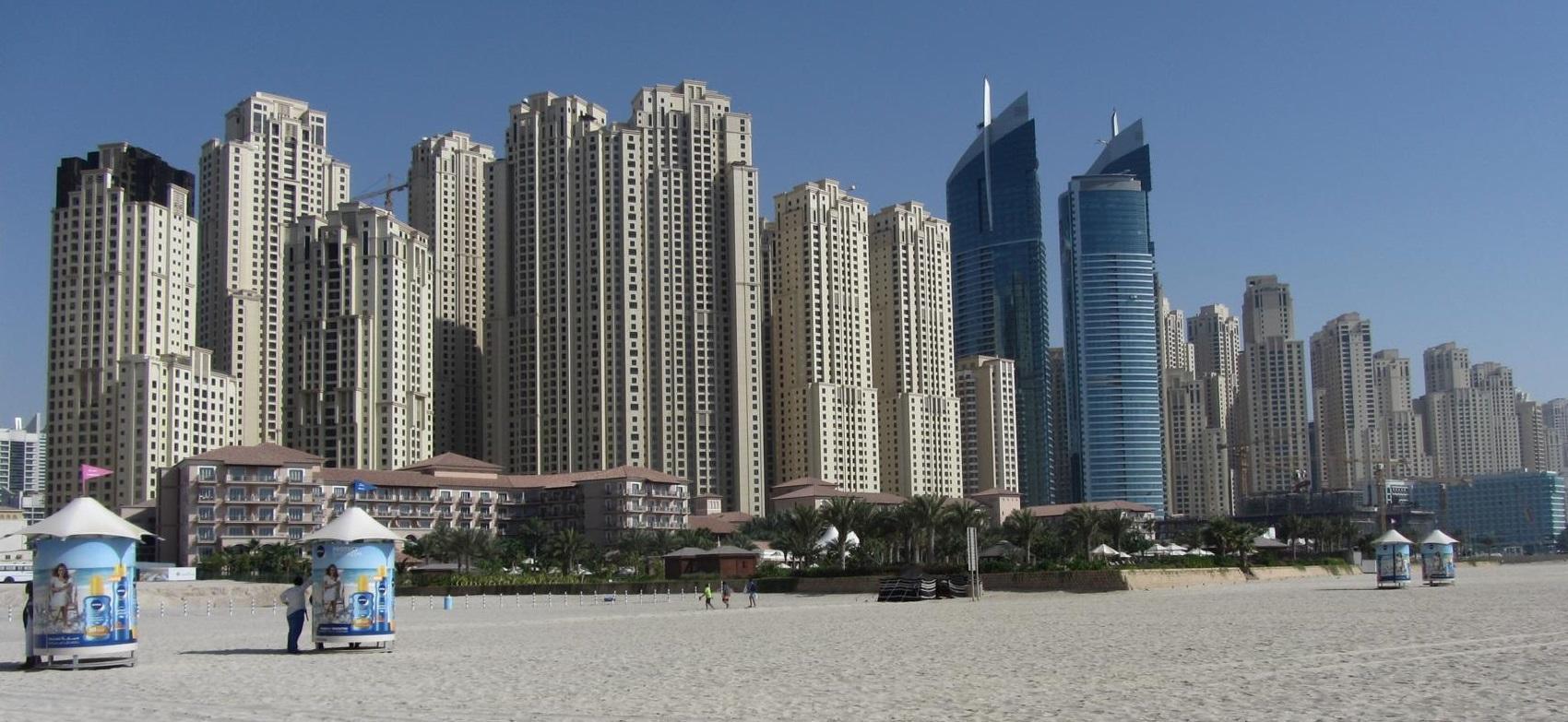 Dubai city destination