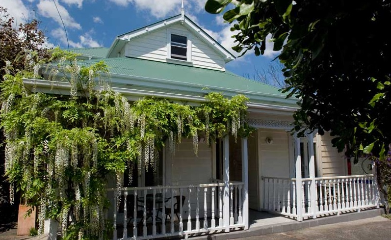 Great Ponsonby bed and breakfast Auckland