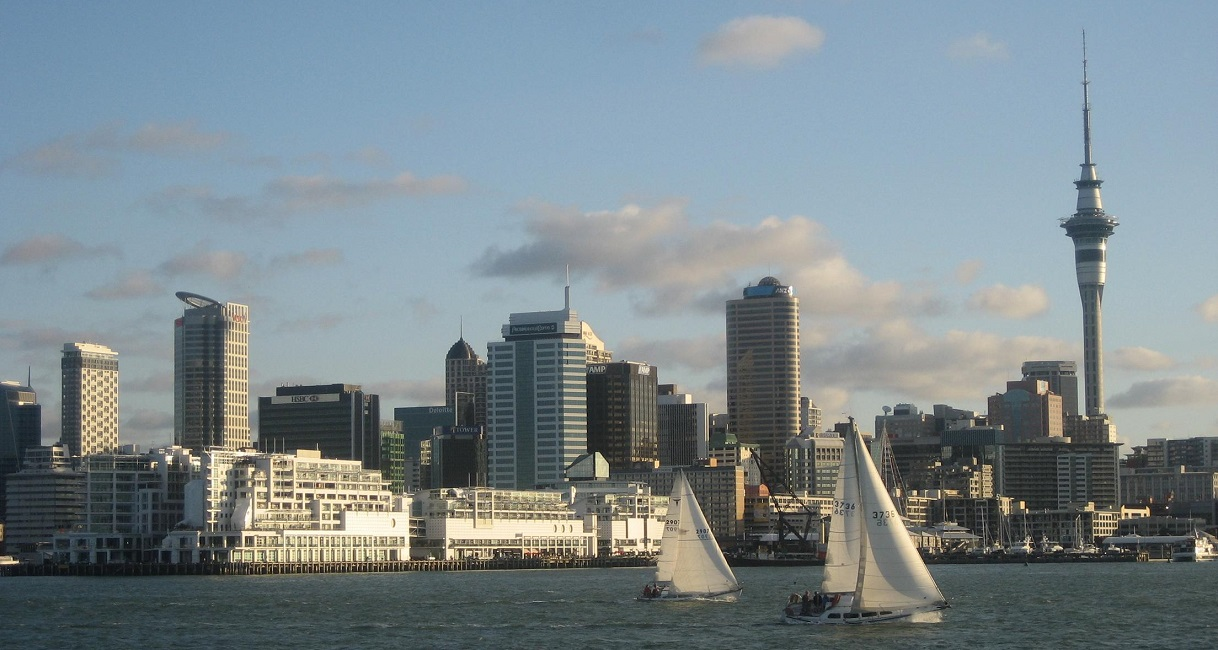 City destination Auckland
