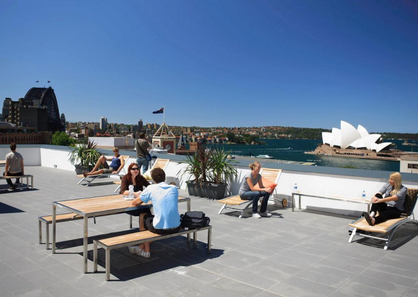 Sydney Harbour YHA – Modern, Central, Eco-Friendly Hostel in The Rocks