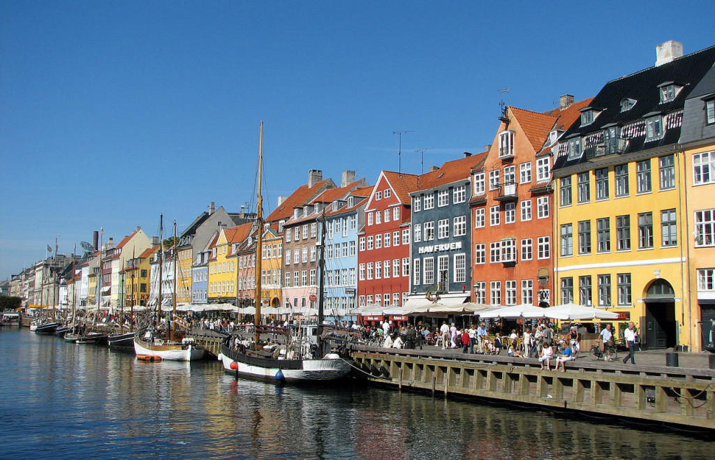 Copenhagen, Denmark is the European Green Capital 2014