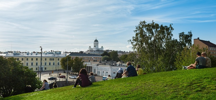 Helsinki eco-friendly hotels, restaurants, activities