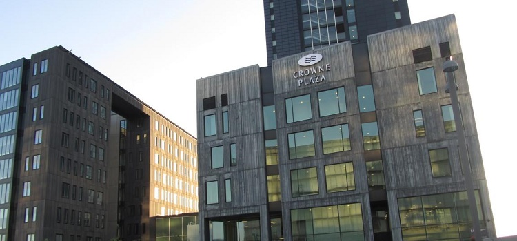 Review of Crowne Plaza Copenhagen Towers Business Hotel, Denmark