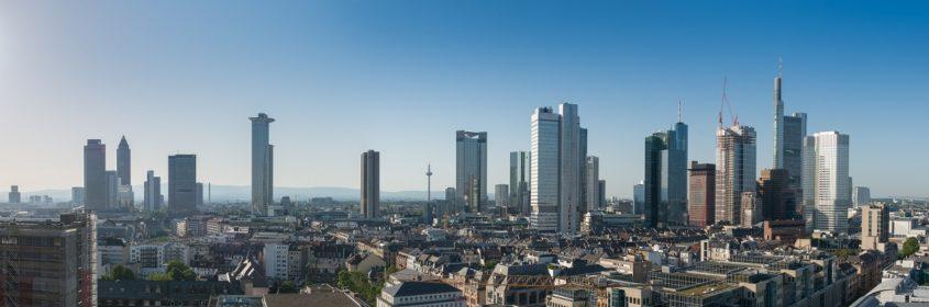 Frankfurt green city destination