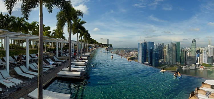 Review of Marina Bay Sands Hotel and Integrated Resort in Singapore