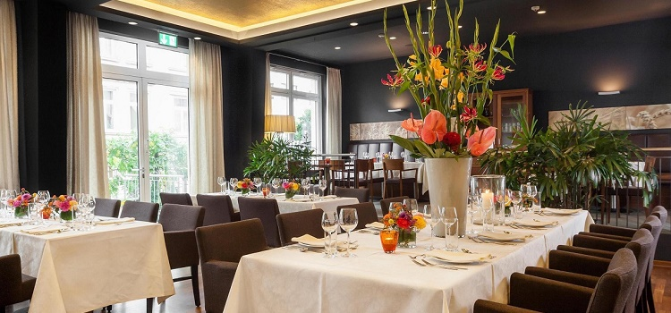 Review of Villa Orange Business Hotel in Frankfurt, Germany