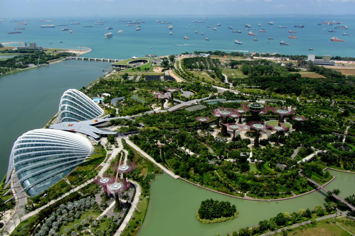 Gardens By The Bay Singapore Green City Trips