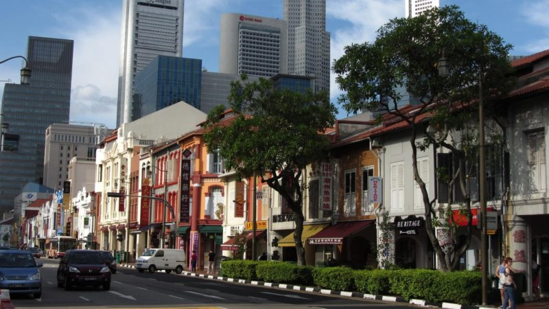 Destination Singapore - eco-friendly hotels, resorts, tours and activities