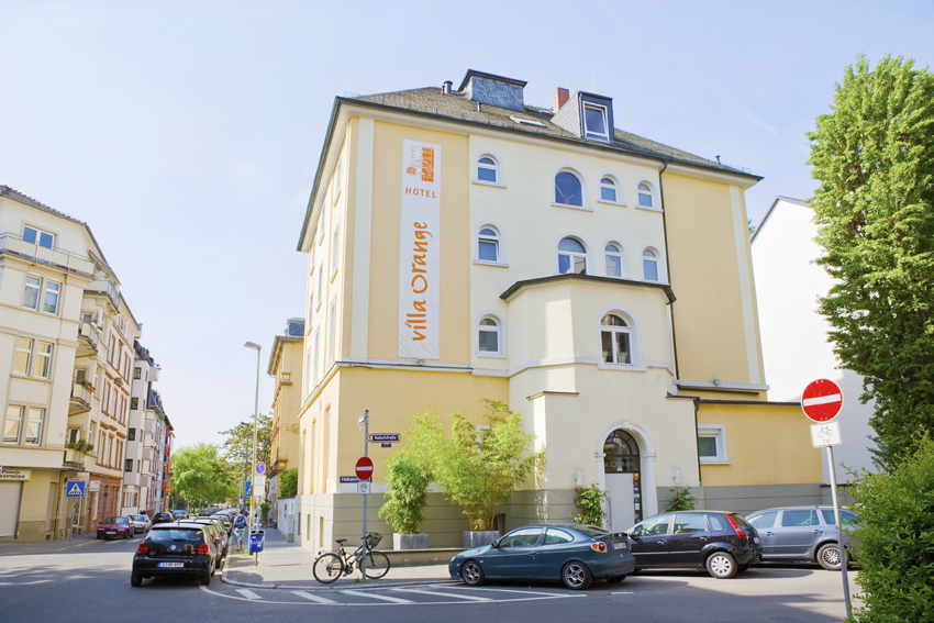 Bio Meets Business At Hotel Villa Orange in Frankfurt, Germany