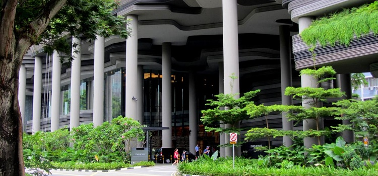 Review of PARKROYAL on Pickering Hotel, Singapore