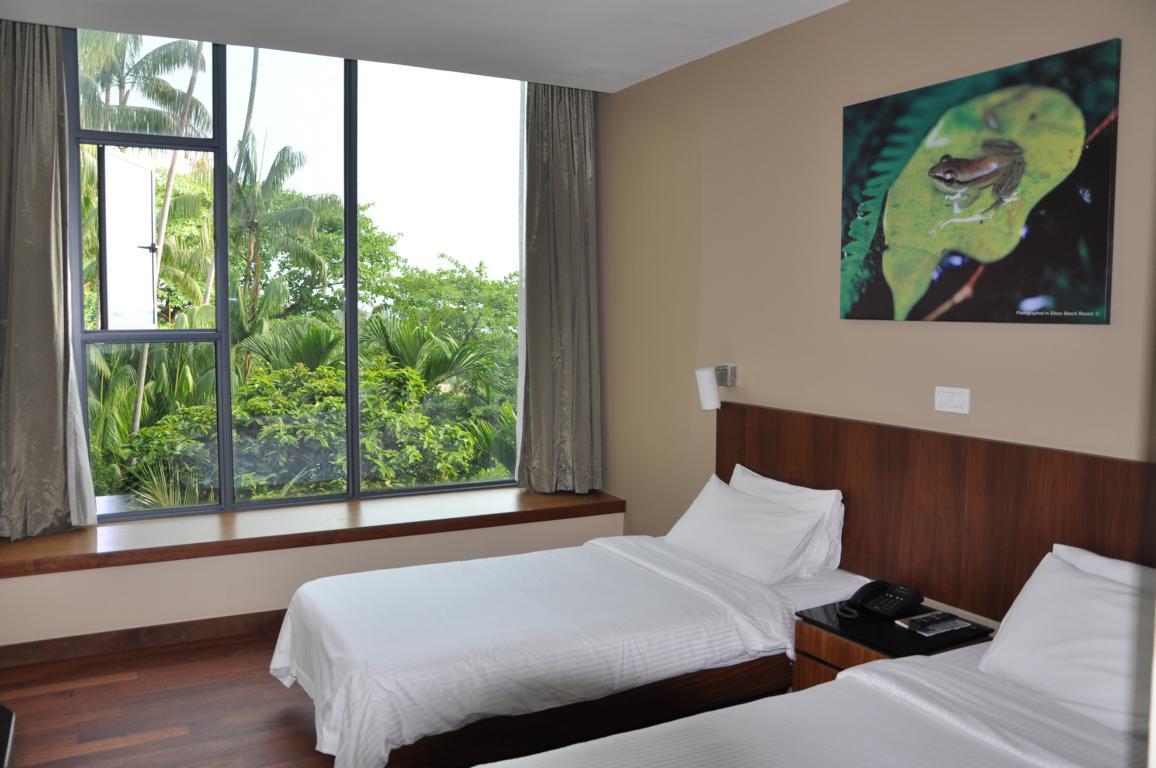Room at Siloso Beach Resort Singapore