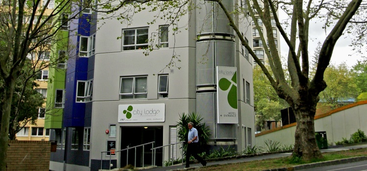 Review of City Lodge Budget Accommodation in Central Auckland, New Zealand