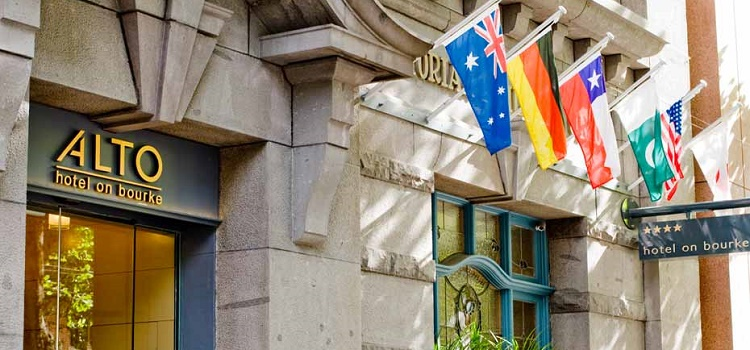 Review of Alto Hotel on Bourke Street, Boutique Accommodation in Melbourne