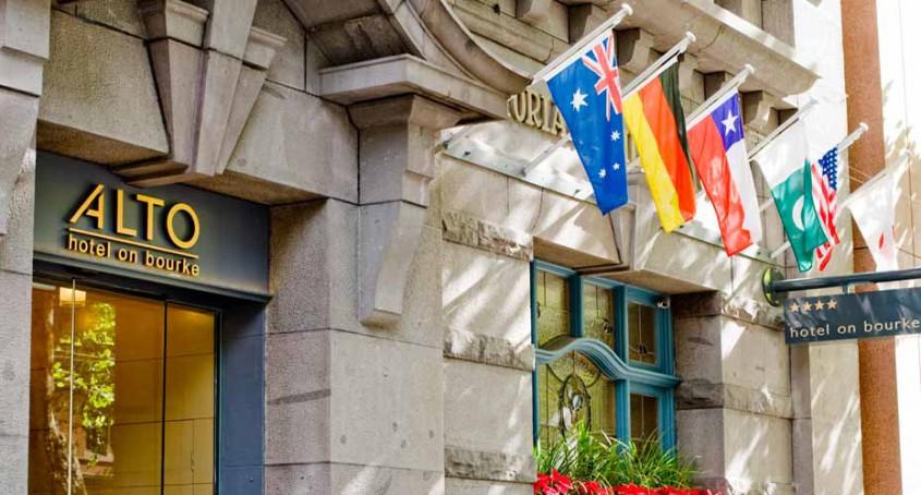 Alto Hotel Melbourne Accommodation