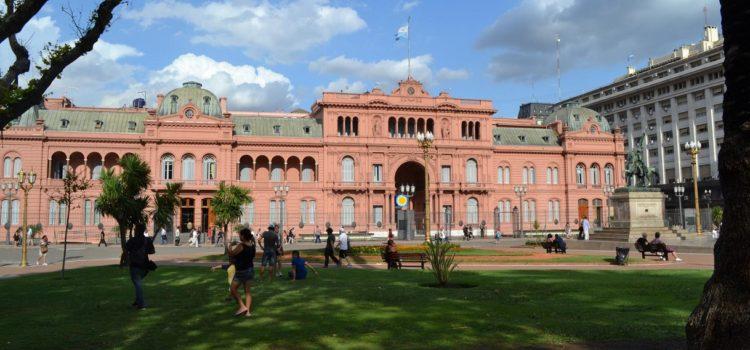Destination Buenos Aires, Argentina
