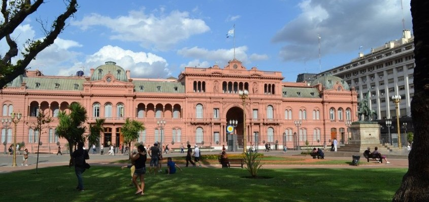 Green city travel destination Buenos Aires, Argentina - info and reviews of eco-friendly hotels, tours activities