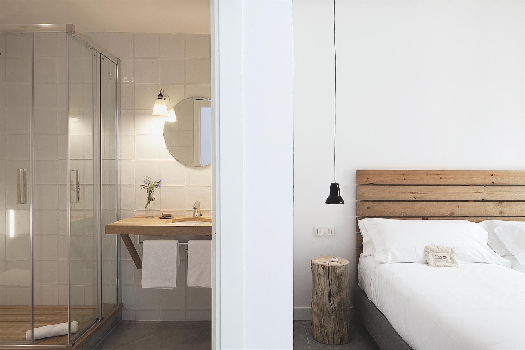 Bedroom 1 Hostal Grau Barcelona