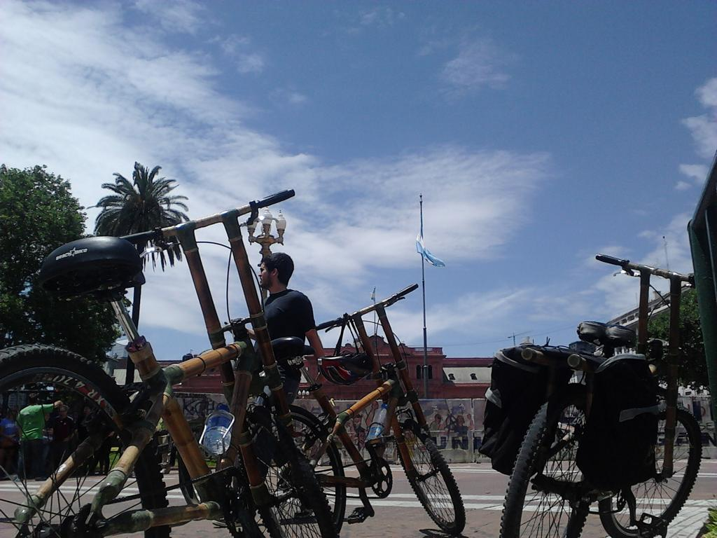 Urban Biking Buenos Aires: Cycling Tour Through Capital of Argentina