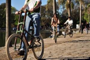 Urban Biking - hand made bamboo bikes, Buenos Aires, GreenCiyTrips.com