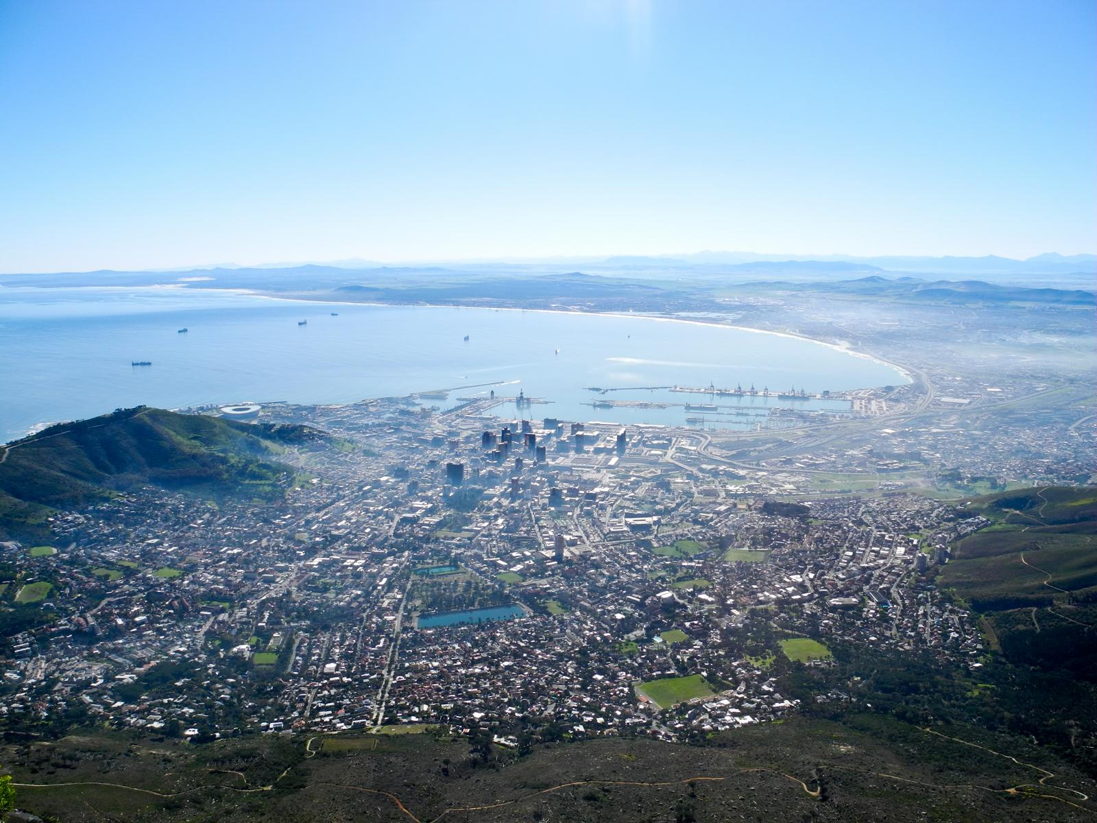 Cape Town, Melvin, Travel Dudes