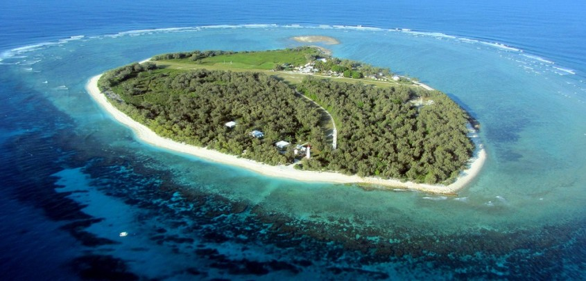 Lady Elliot Island Eco Resort, Great Barrier Reef Queensland Australia