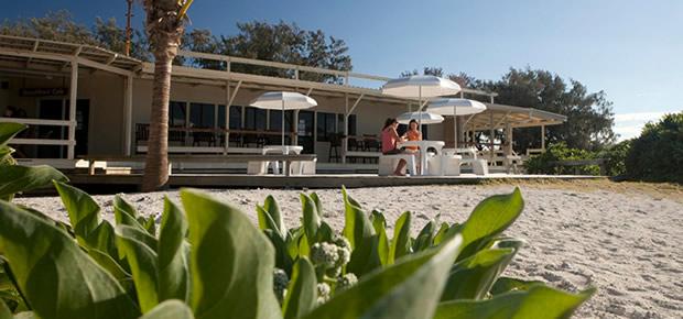 Lady Elliot Island Eco Resort Verandah