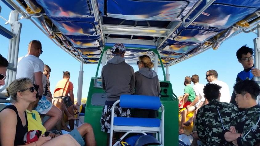 Ocean Rafting, Airlie Beach, Queensland, Australia