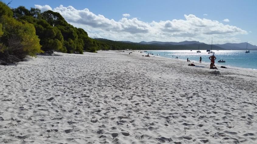 Whithaven Beach, Whitsundays, Australia