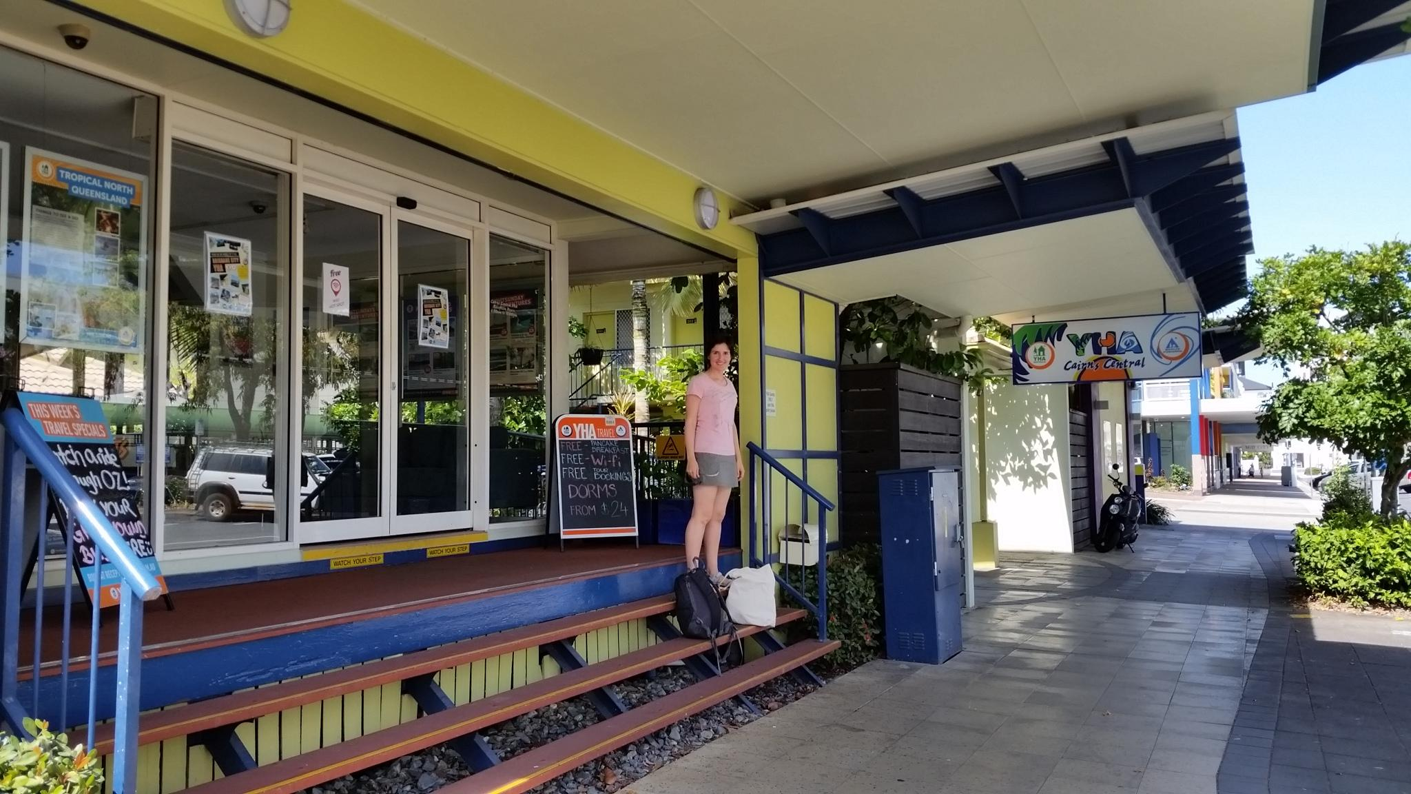 Family Room Accommodation Cairns