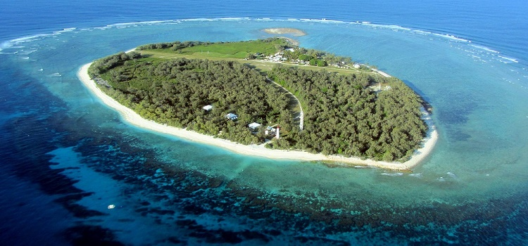 Brisbane City Escape: Lady Elliot Island Eco Resort in Queensland, Australia