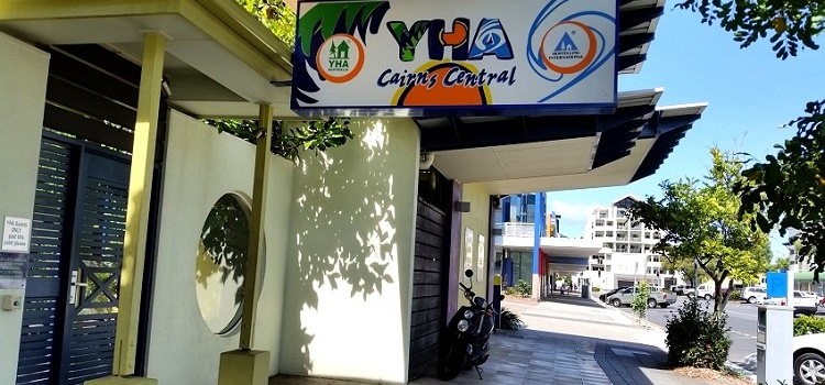 Review of YHA Cairns Central Youth Hostel and Backpacker