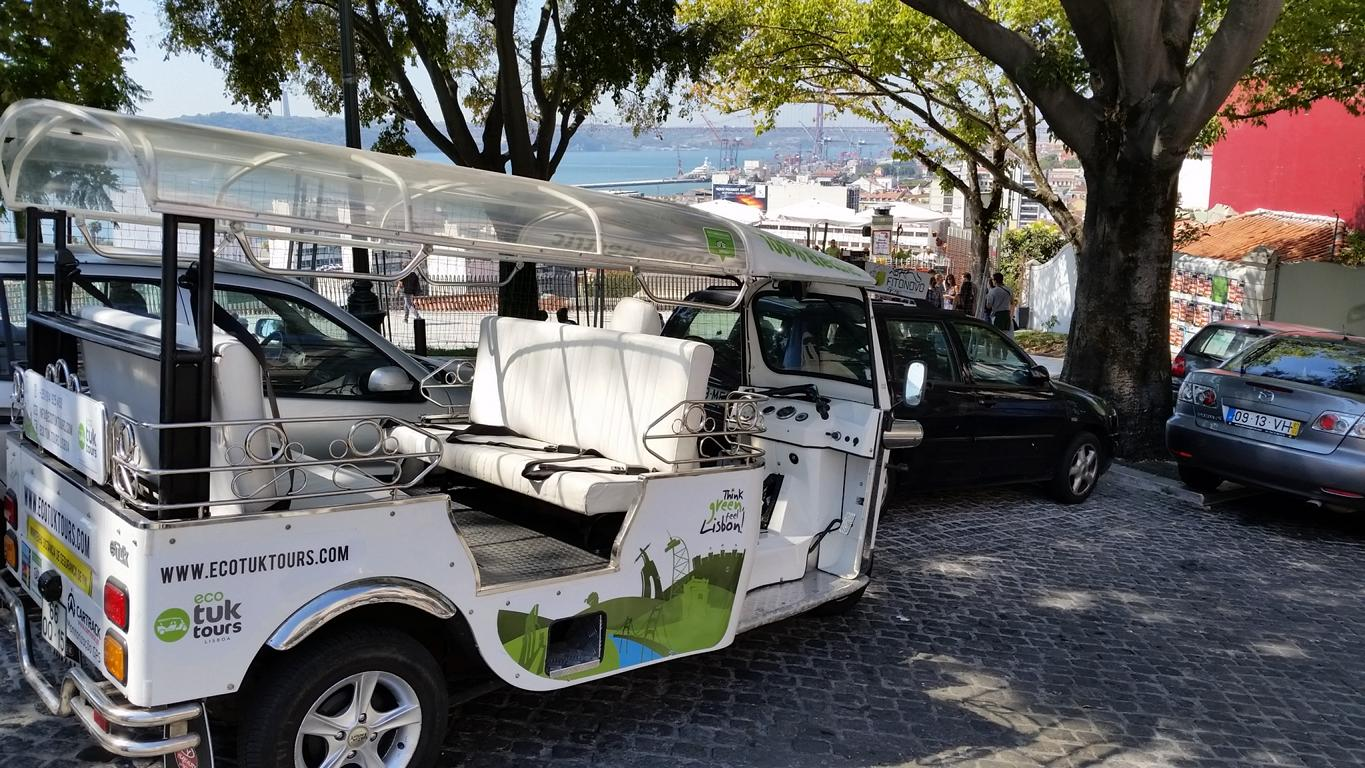 Eco Tuk Tour Lisbon – Visit and Explore Capital of Portugal