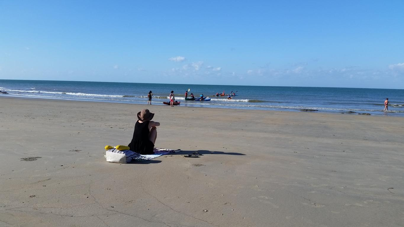 Sea Kayaking in Cape Tribulation