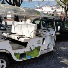 Eco Tuk Tour Lisbon review