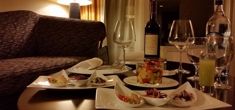 Review of Corinthia Lisbon Business Hotel, Portugal