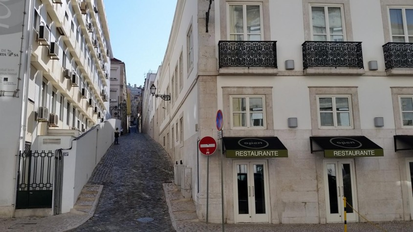 Restaurant Open Brasserie Mediterranica, Lisbon
