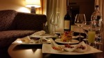 Welcome snack Corinthia Hotel Lisbon