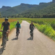 Cycling near Olot - explore Barcelona surroundings