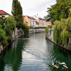 Ljubljana eco-friendly hotels, activities, restaurants