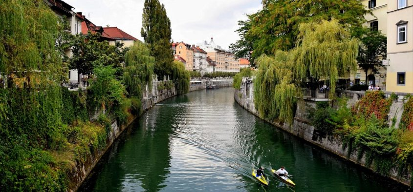 Ljubljana Eco Friendly Hotels Tours Activities For Smart