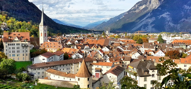 Chur: Recommended Hotels, Activities and Restaurants in the Swiss Alpine City