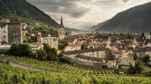 Explore Chur Old Town