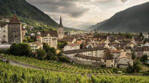 Explore Chur Old Town