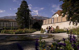 Fontana Park in Chur