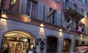 Romantik Hotel Stern in Chur