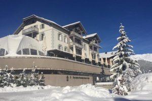 Romantik Hotel The Alpina in Tschiertschen near Chur